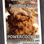 carrot spice cookies