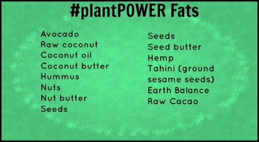 plantPOWERfats