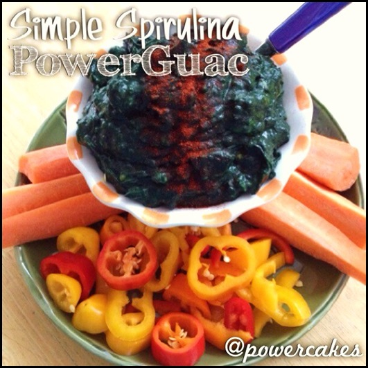 simple gauc spirulina