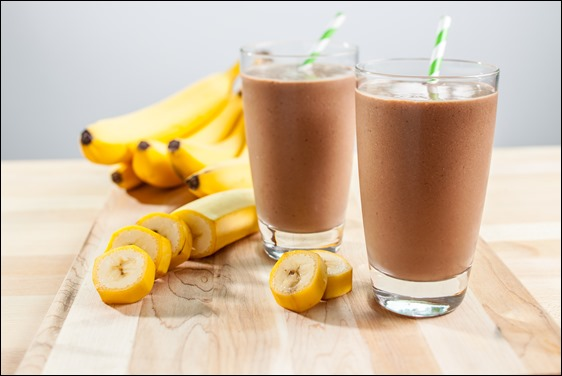 The Choco-Nana Smoothie
