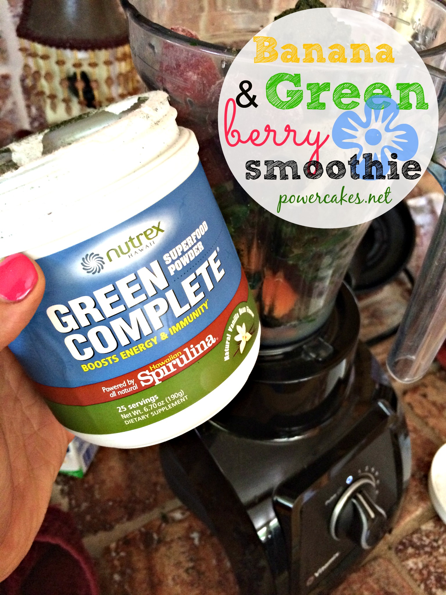Green Berry Smoothie Nutrex