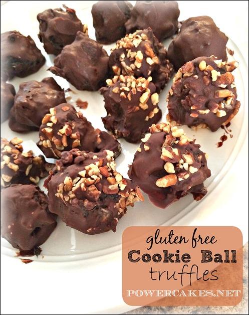 oreo balls powercakes