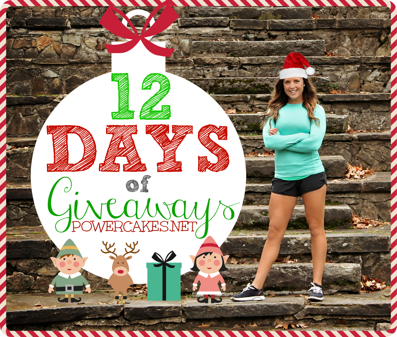 12 DAYS Of giveaways image