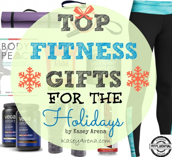 Holiday Gift Guide - FitFluential Kasey Arena