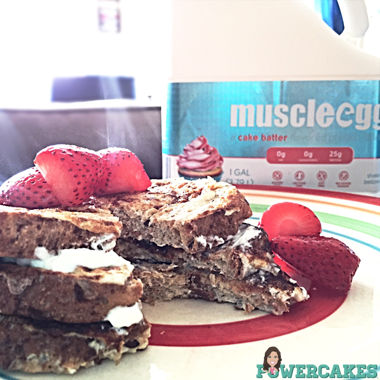 Muscle Milk Cake Batter Recipes