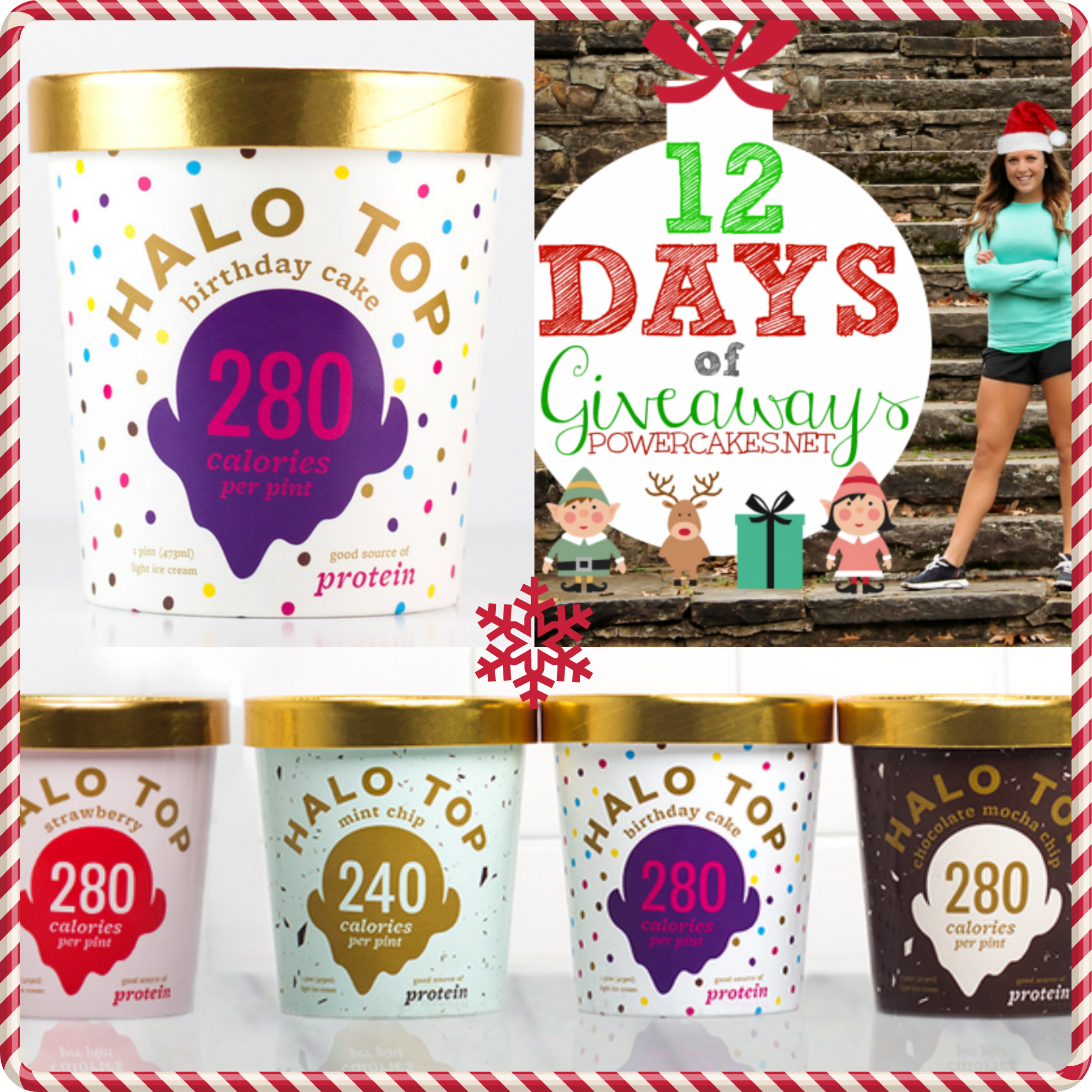 halo top 12 days