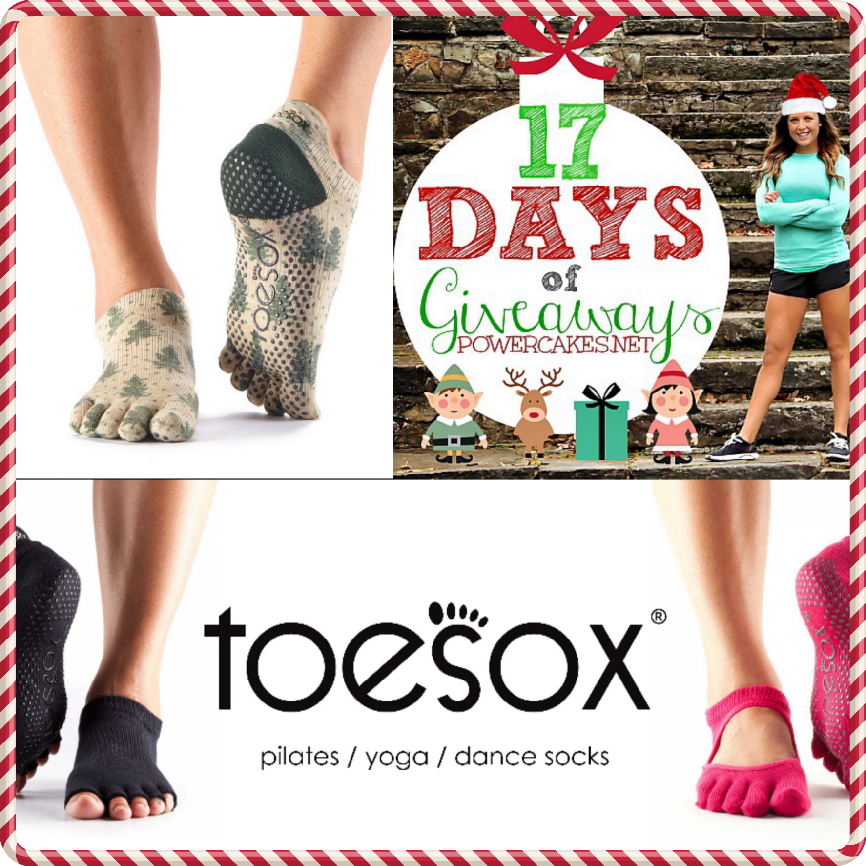 toesox17days